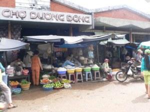 chợ dương đông ở phú quốc