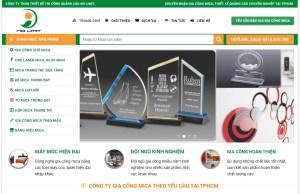 web ứng dụng mica