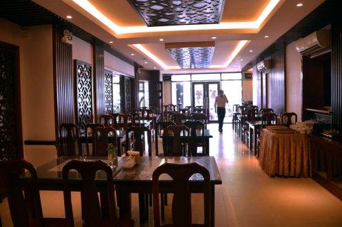 Nhà hàng điểm tâm khách sạn Phú Thọ quận 11