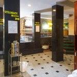 Steam Bath và Sauna khu Nam dịch vụ massage khách sạn Phú Thọ quận 11