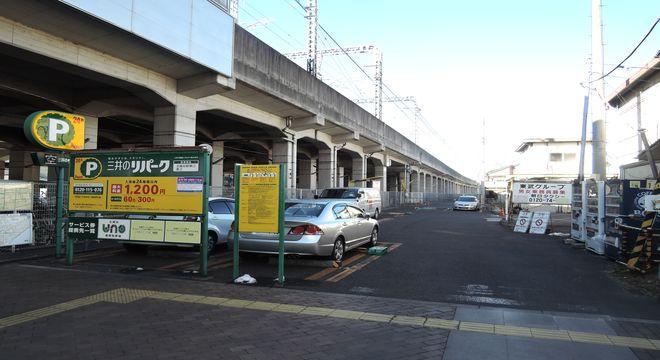 三井のリパーク北越谷駅東口第2駐車場