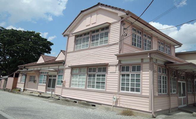 横田診療所(外観)