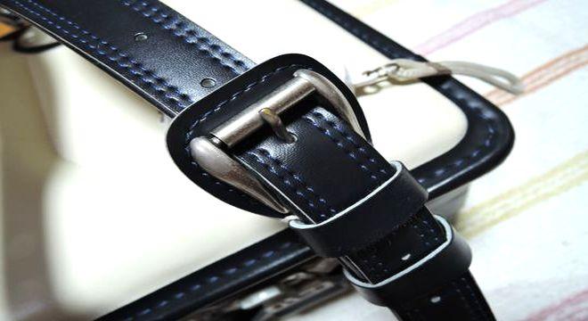 中村鞄ランドセル:肩ベルト