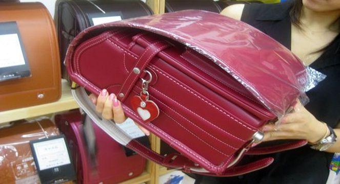 黒川鞄のランドセル(女の子)