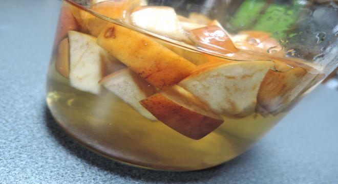 手作りリンゴ酢