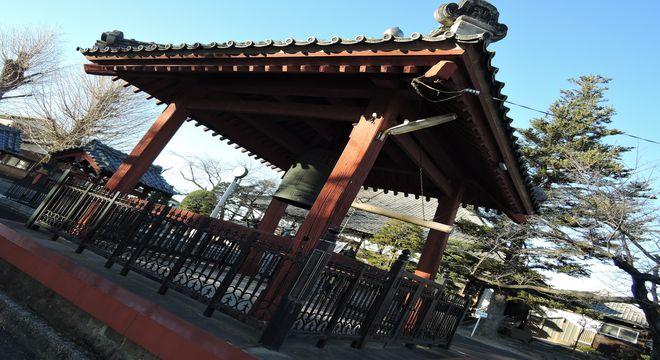 浄山寺(鐘楼)