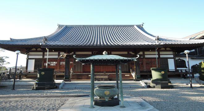 天嶽寺(本堂)