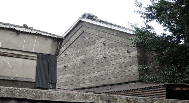房州石を使った石倉(木下半助商店)