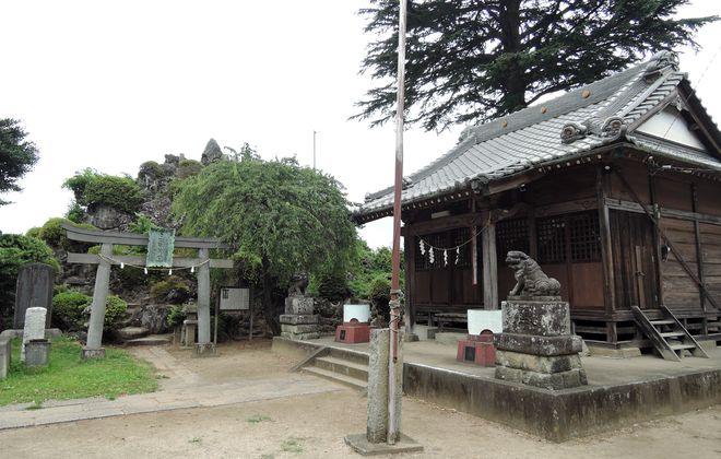 宝珠花神社(埼玉県春日部市)