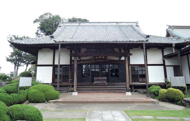 林泉寺|本堂