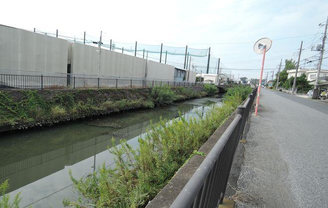 新川|古綾瀬川