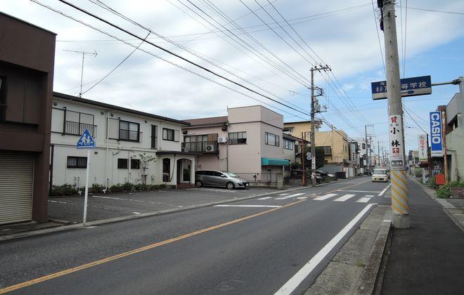 日光街道 杉戸宿・新町エリア