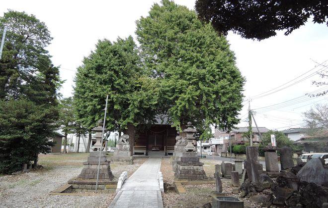 近津神社(埼玉県杉戸町)