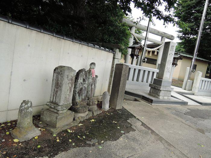 石仏|平柳星宮神社