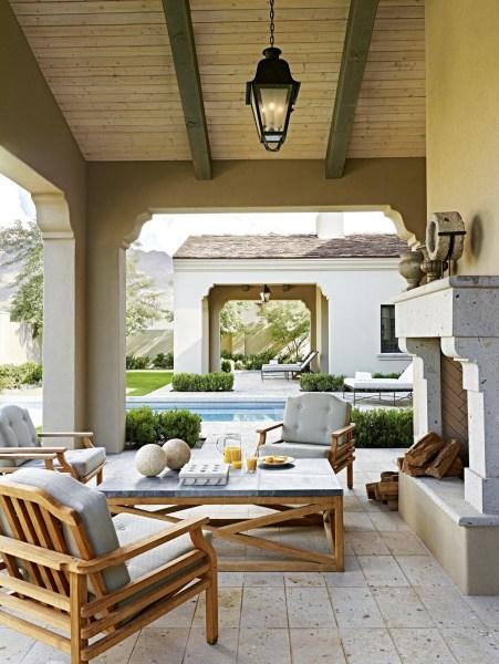 outdoor patio living space arizona architecture | PHX Architecture