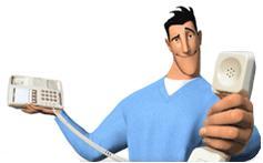 """Hello?  Digital Max?  When will I receive Cox """"On Demand?""""  Max?  Max?"""