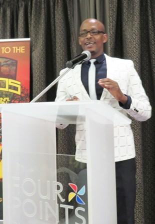Also sharing Good News was Tamru Belihu of Addis Abba, Ethiopia!