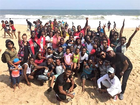 The Lagos ICC holds an incredible Celebration Party at Atican Beach!