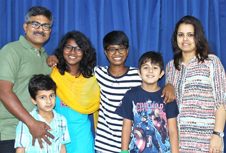 Johnson & Simran's Family has formed the new Chandigarh Remnant Group!