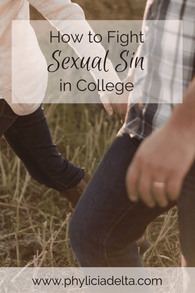 Whether or not you realize it, you are in this battle. There is no such thing as a passive onlooker when it comes to sexual sin.