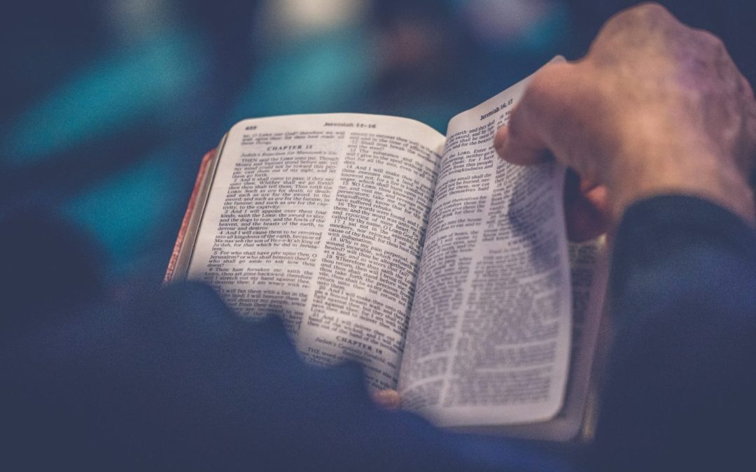 How to Successfully Read Through the Bible in a Year