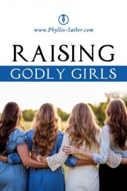 Raising Godly Girls