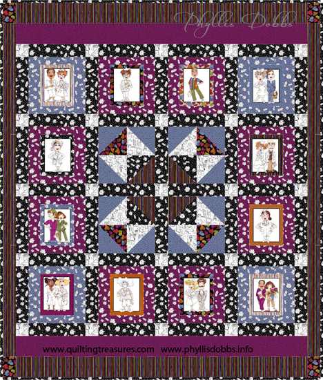 Nurse Central Quilt Free Quilt Pattern By Quilting