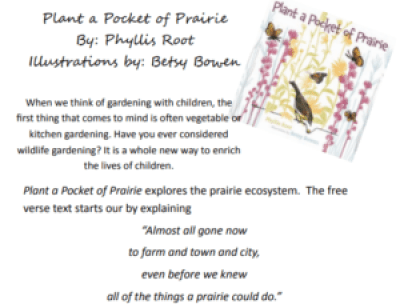 Plant a Pocket of Prairie study guide