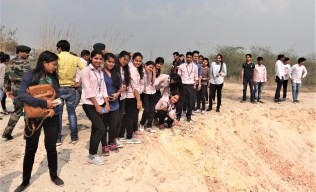 EDUCATIONAL VISIT TO ASOLA pic 4