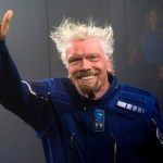 Richard Branson to Fly to the Edge of Space Today! Here's All You Need to Know: