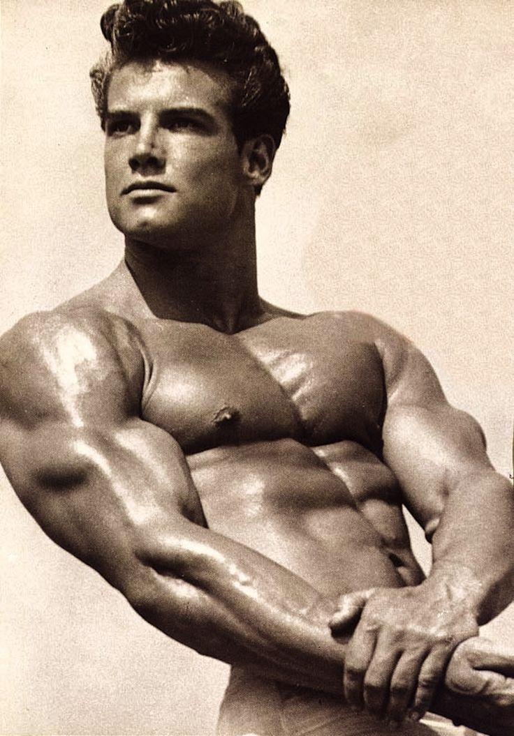 bodybuilding diets in the 1950s