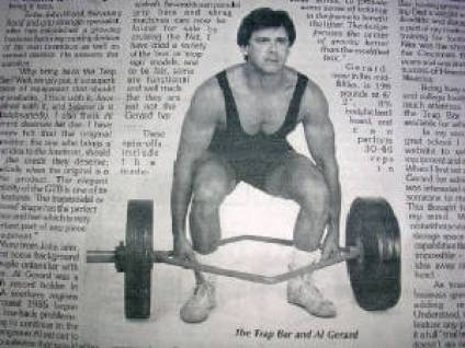 trap-bar-deadlift-inventor-al-gerard