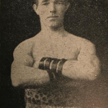 Image of Strongman John Moriarty