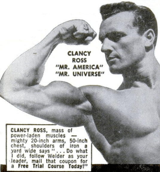 Image of Clancy Ross