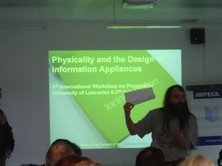 Physicality workshop