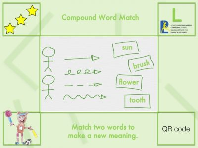 Compund word Match front