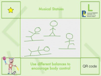 musical statues front