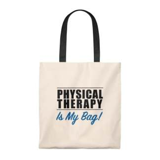 Physical Therapy Themed Bags