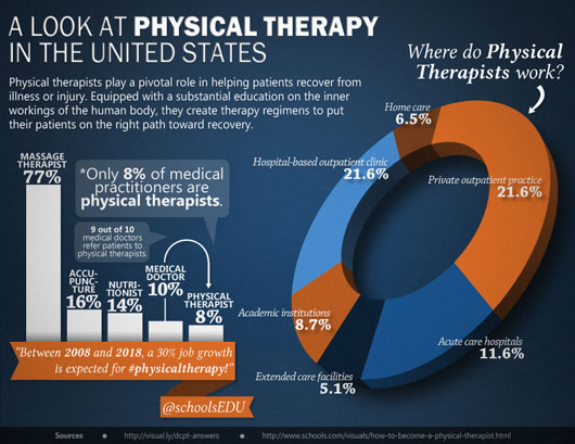 Physical Therapy in the United States