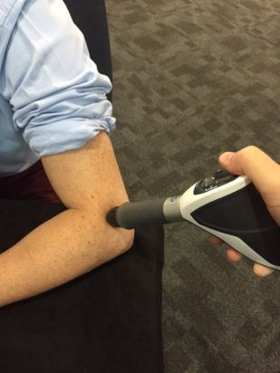 Shockwave Therapy for Lateral Epicondylitis