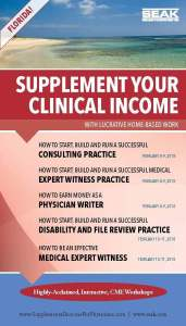 Supplemental Income Training for Physicians 2018 by SEAK featuring Dr. Julia Kinder