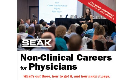 14th Annual Non-Clinical Careers for Physicians Conference