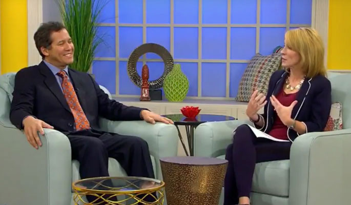 Dr. Rodolfo Gari Talks About Pinched Nerves, Back Pain and Exercises to Help