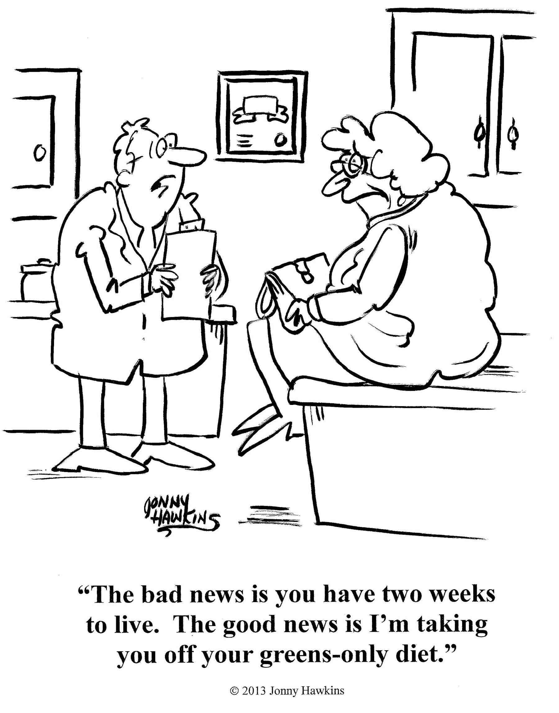 Medical Cartoon Of The Week Physicians News
