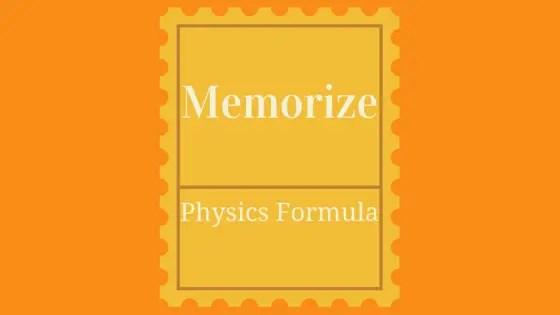 physics_formula_memorization