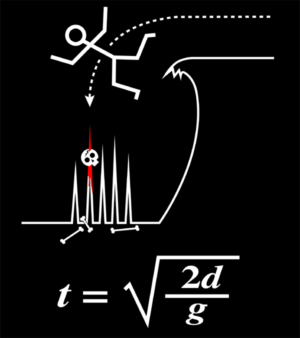 physics is funny
