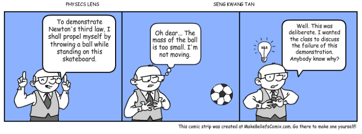 Make Your Own Comic Strip for Teaching!
