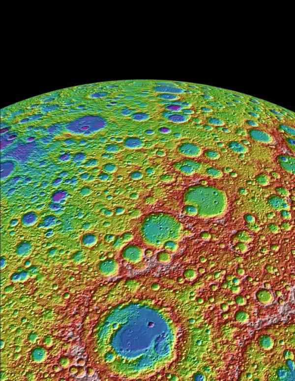 Lunar mission sheds light on early solar system – Physics ...