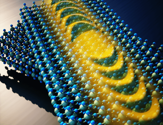 Innovation technology: Vibrating 2D materials