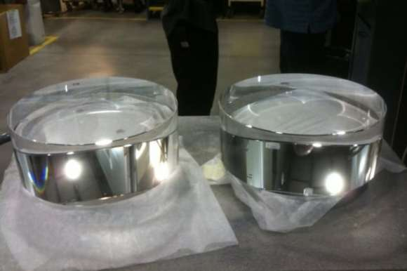 LIGO mirrors